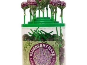Lollipops Blueberry Haze 100p drum