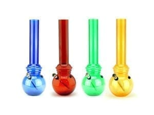 Acrylic Bowl Bongs