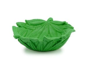 Cannabis Leaf Ashtray