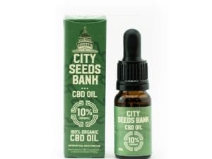 CBD Oil 10 Percent
