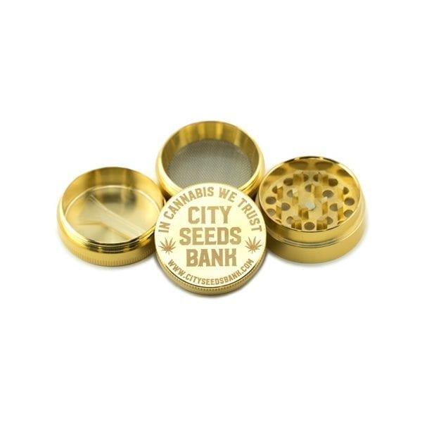 4 part CSB Golden Grinder 2