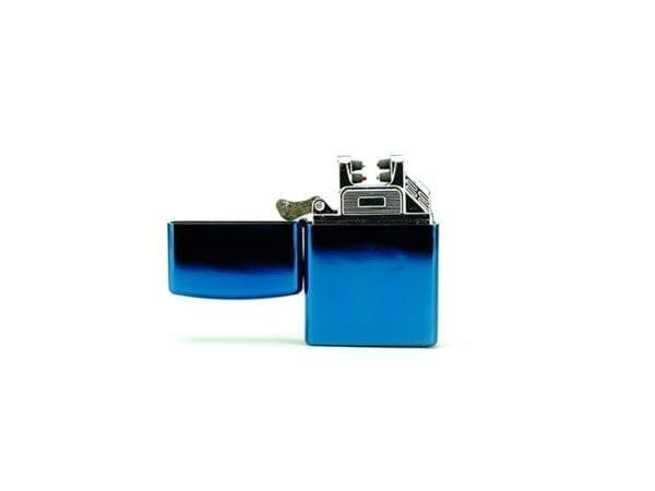 Small Plasma Lighter Blue