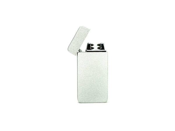 Large Plasma Lighter Silver