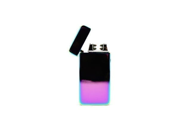 Large Plasma Lighter Purple