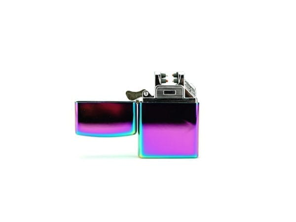 Small Plasma Lighter Purple
