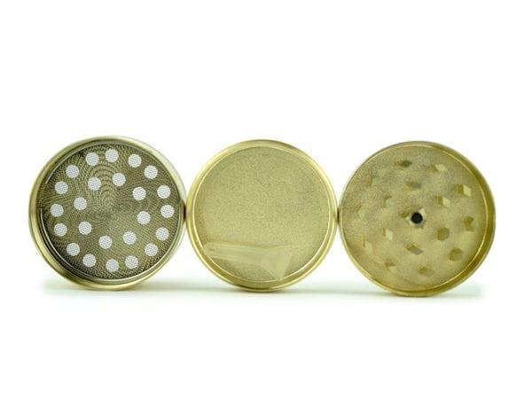 Grinder 24K Gold Medium and Large 2