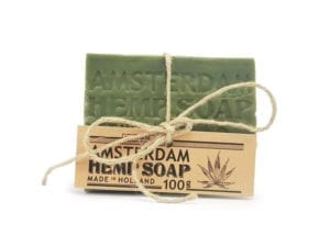 Cannabis Soap 18 piece