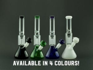 Percolator Beaker Bongs No Logo