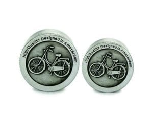 Silver Bike Grinder Small and Mini