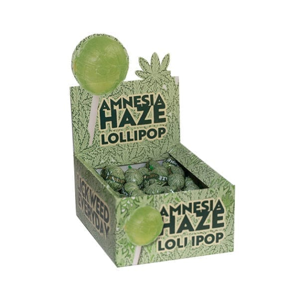 Lollipops Amnesia Haze 100p carton