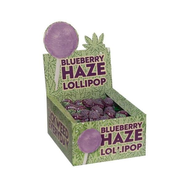 Lollipops Blueberry Haze 100p carton