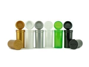 Pop-top Storage Containers