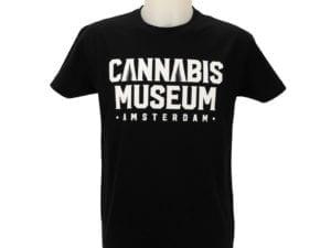 Cannabis Museum Amsterdam T-Shirt Mens