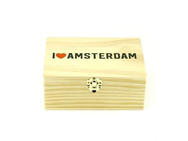 I Love Amsterdam Storage Boxes