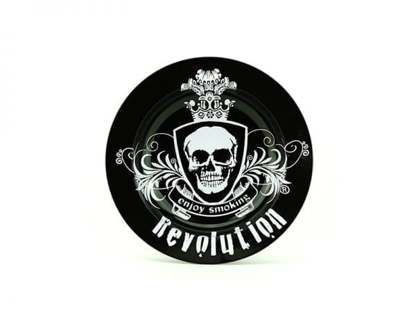 Revolution Ashtray - Black