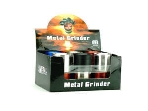 4 Tier Metal Grinders - 12 Piece