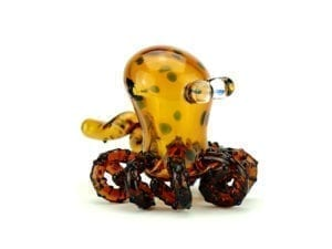 Glass Octopus Pipe