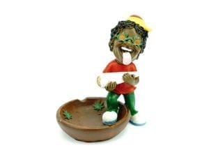 Ashtray Rasta Joint