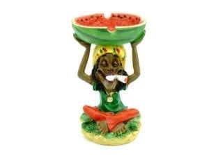 Ashtray Rasta Stoned