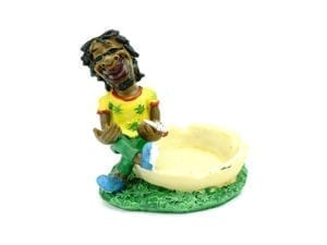 Ashtray Rasta Chill