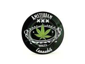 Metal Ashtray Quality Cannabis