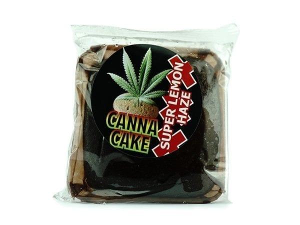 Canna Cake Brownies Super Lemon Haze