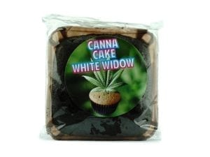 Canna Cake Brownies White Widow