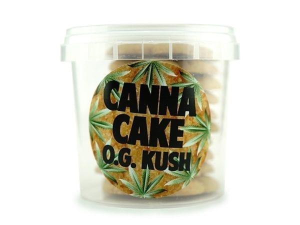 Canna Cake OG Kush Cookies
