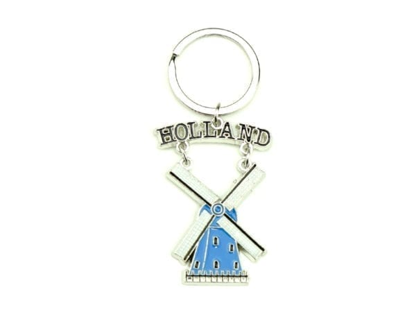 Keychain Holland Windmill 12p