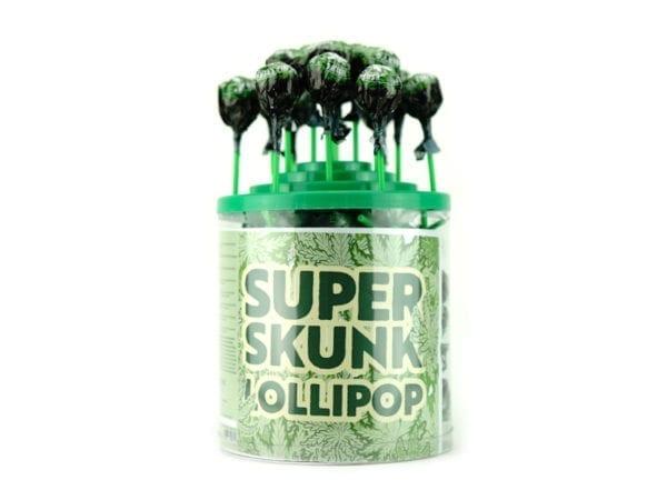 Lollipops Supe Skunk 100p drum