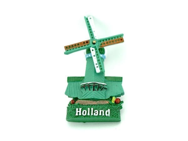 Magnet Windmill Holland 12p