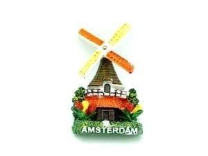 Magnet Wind Mill Amsterdam 12p