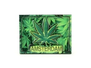 Magnet Amsterdam Leaf Rectangle