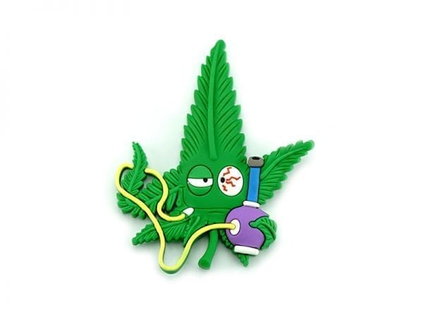Hempy The Bongsmoker Magnet
