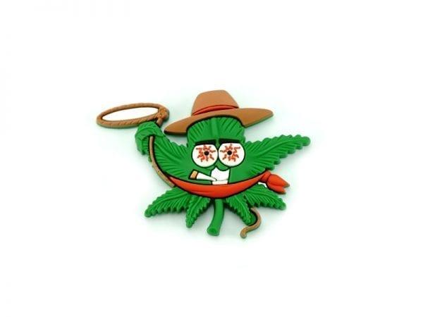 Hempy The Cowboy Magnet