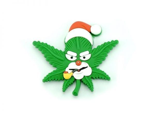 Hempy The Santa Stoner Magnet