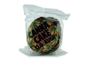 Canna Cake Chocolate Muffins O.G. Kush