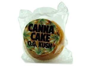 Canna Cake Vanilla Muffins O.G. Kush
