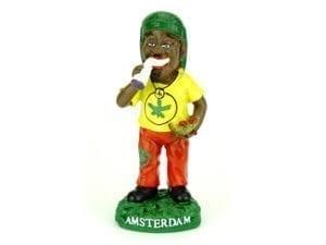 Rasta Man Amsterdam