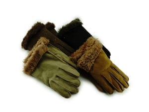 Winter Gloves - Mixed Colours