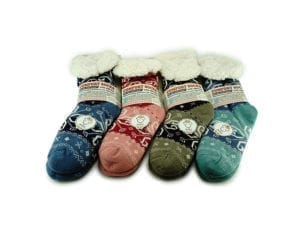 Winter Socks - Mixed Colours