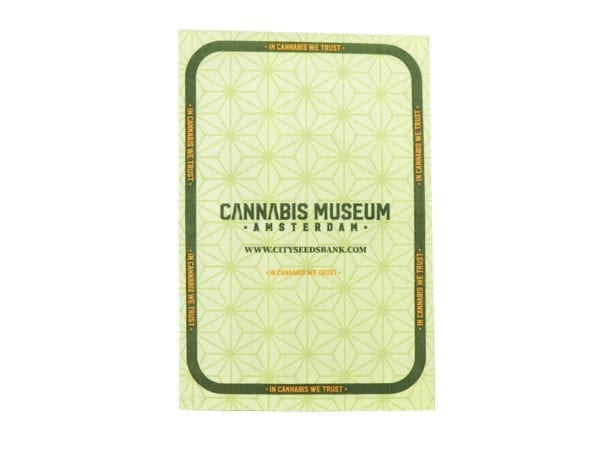 Paper Bags Cannabis Museum