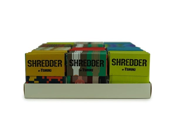 Shredder Grinder and Rolling Tray - 60 Piece