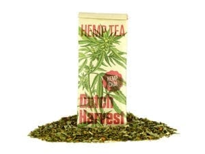 Dutch Harvest Hemp Tea - Hemp and Chai