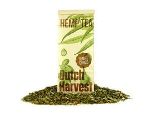 Dutch Harvest Hemp Tea - Hemp and Choco