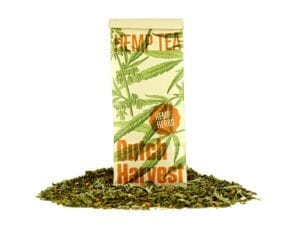 Dutch Harvest Hemp Tea - Hemp and Herbs