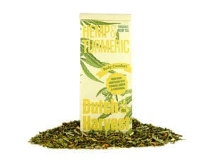 Dutch Harvest Hemp Tea - Hemp and Turmeric