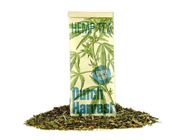 Dutch Harvest Hemp Tea - Simply Hemp