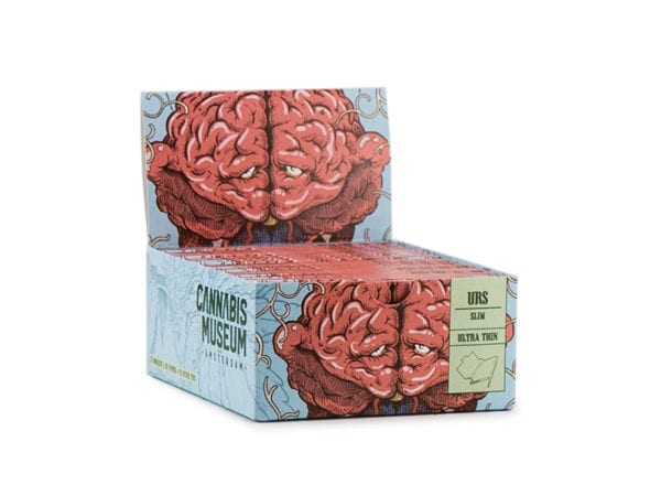 Cannabis Museum Rolling Papers - Good Brain