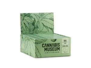 Cannabis Museum Rolling Papers - Green